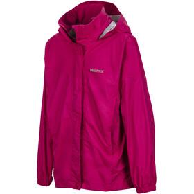 Marmot PreCip Jacket Girls Sangria